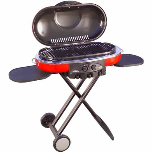 coleman roadtrip lxe grill manual