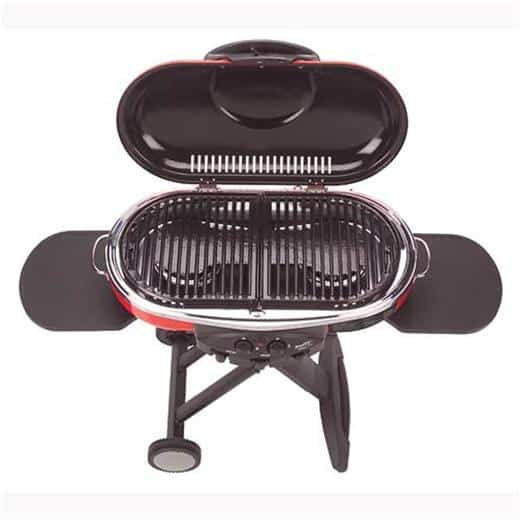 coleman roadtrip lxe propane grill reviews