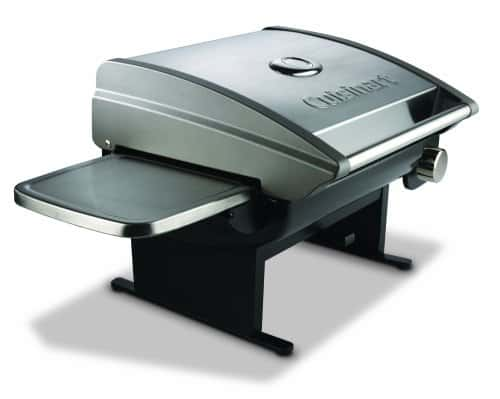 Cuisinart CGG-200 all-foods 12 000-btu portable outdoor tabletop propane gas grill